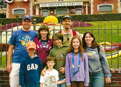 Disneyland - June 2010