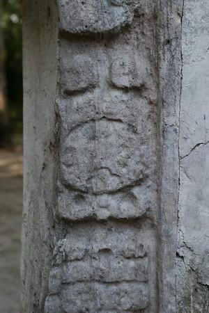 Stella, Calakmul