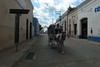 Calesta on a Merida street