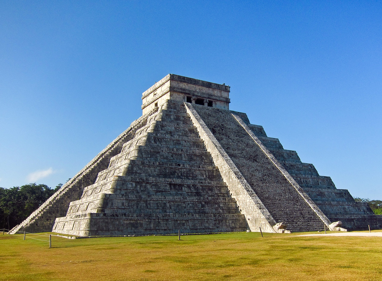 Chichen Itza - Temple of Kukulcan