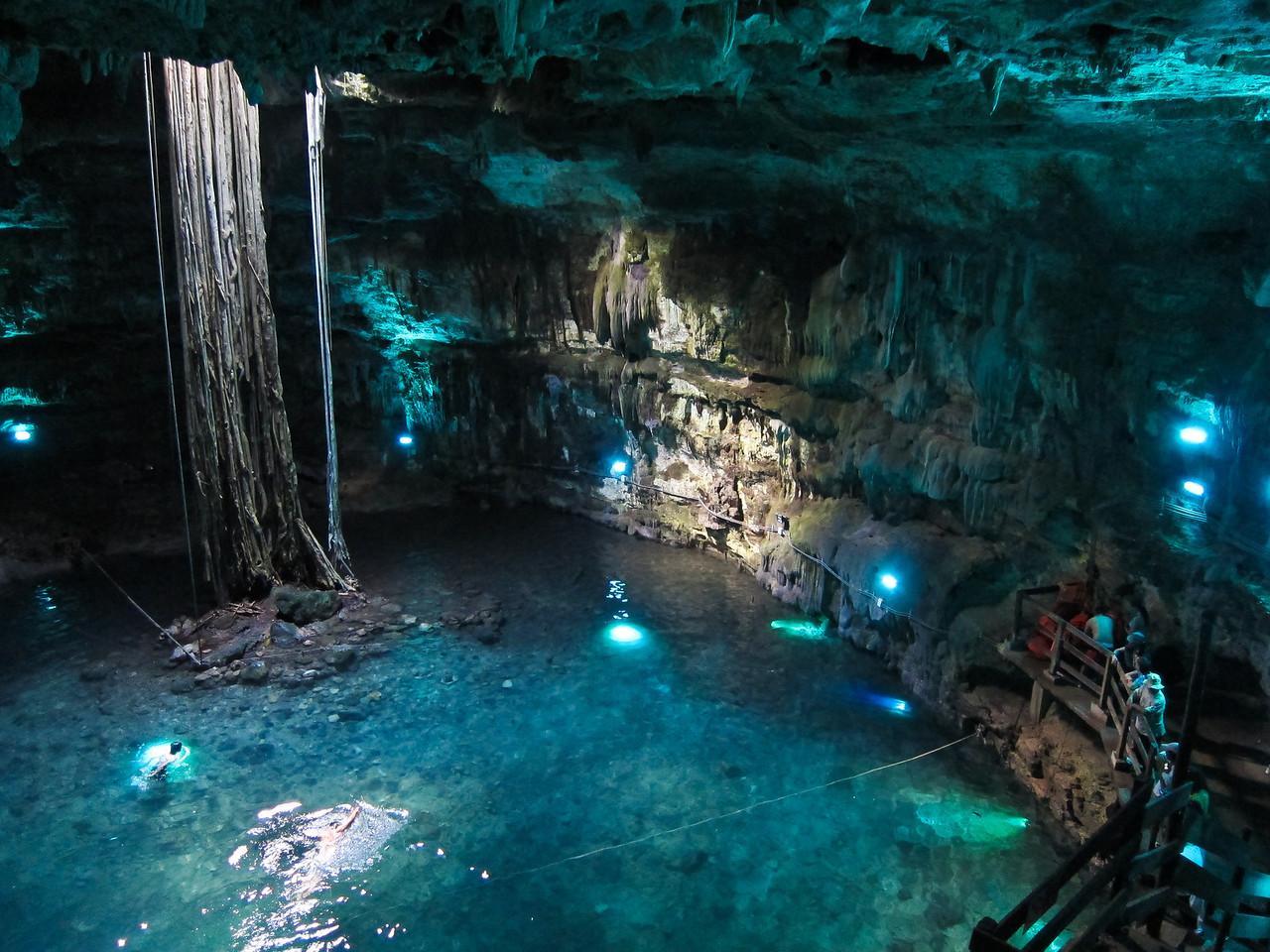 Cenote Sak-mul