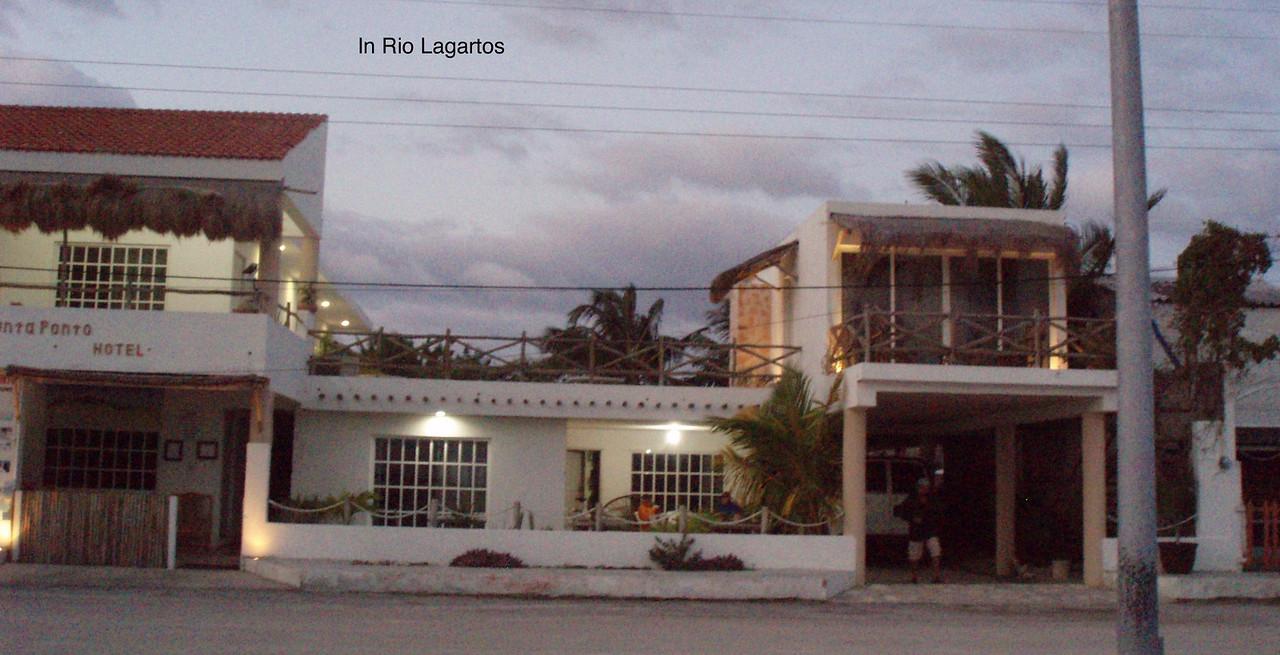 1/13: A cold night in Rio Lagartos