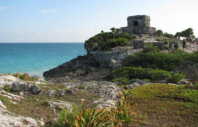 Tulum North View