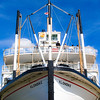 "The Klondike, old riverboat on the Klondike River, Yukon, at Whitehorse, Canada. <br /> SEE ALSO:  <a href=""http://www.blurb.com/b/893025-north-to-alaska"">http://www.blurb.com/b/893025-north-to-alaska</a>"