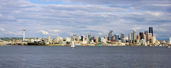 Seattle Skyline -12