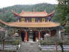 Bamboo Temple, located in the surroundings of Kunming.