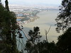 View of Kunming and  lake Dian from the Western Hills.