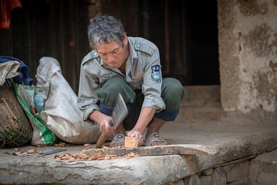 Yunnan, Chinese Tour with Mr. Maa,  YuanYang Rice Terraces,