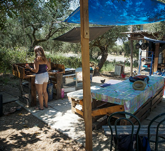 Archelon Camp Kitchen