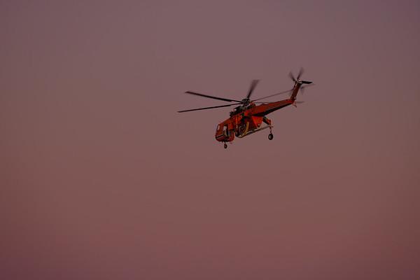 Wildfires in Zakynthos