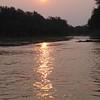 Sunset on Lower Zambezi