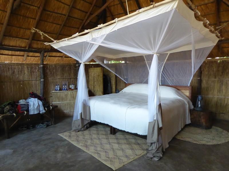 Luwi Bush Camp Chalet
