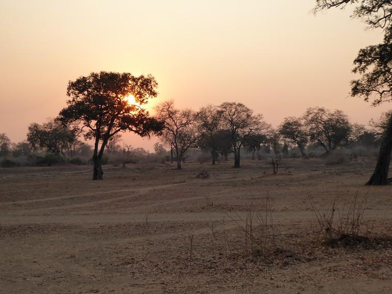 Mchenja Sunset