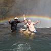 Devil's Pool Rainbow