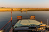 Pontoon Ferry Across Luangwa River to South Luangwa National Park