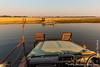 Pontoon Ferry Across Luangwa River to South Luangwa National Park
