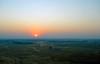 Sunrise over Kafue NP.