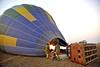 "Inflating the balloon near Busanga Bush Camp. Flight provided by Namib Sky Balloon Safaris,  <a href=""http://www.balloon-safaris.com"">http://www.balloon-safaris.com</a>."