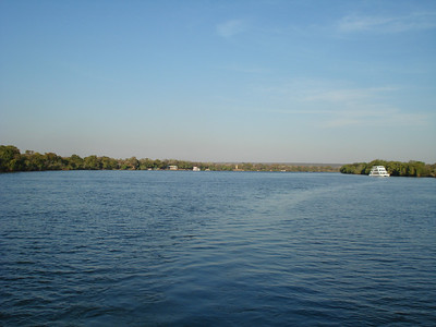 The great Zambezi River