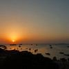 Sunset - Stone town - Zanzibar