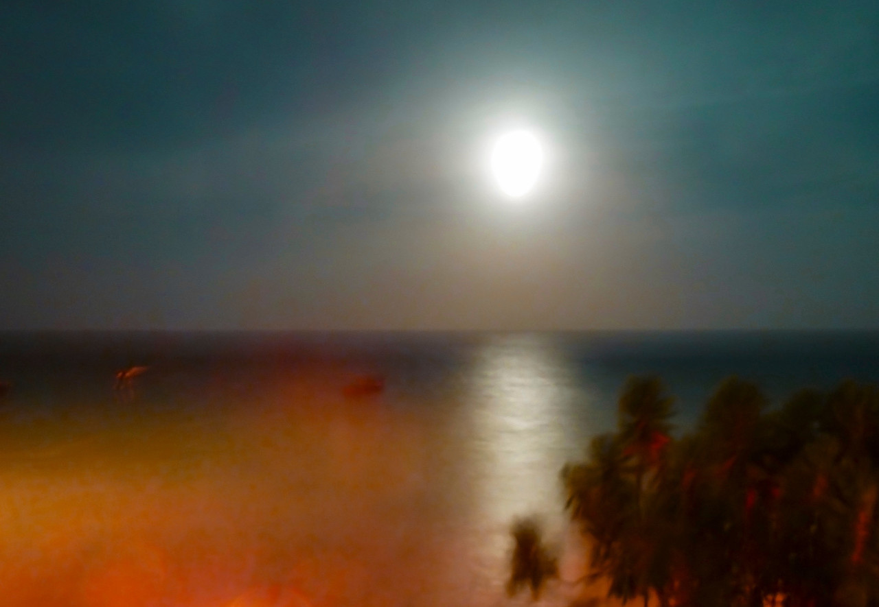 Spooky Night in Zanzibar.