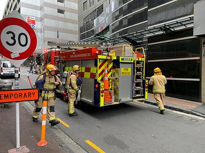 Auckland  - Emergency