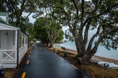Auckland  - Russel