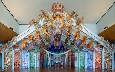 Wellington  - Museum of New Zealand - Te PapaTongarewa