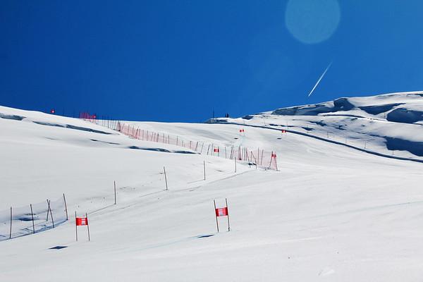 Giant slalom.
