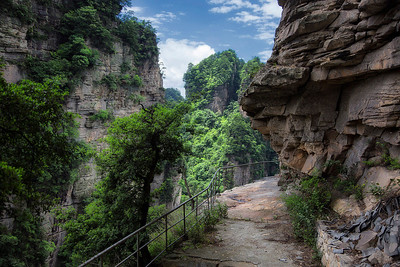 Zhangjiejia National Park, Hunan Province, China