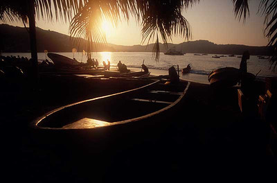 Fish-Boats---Zihua