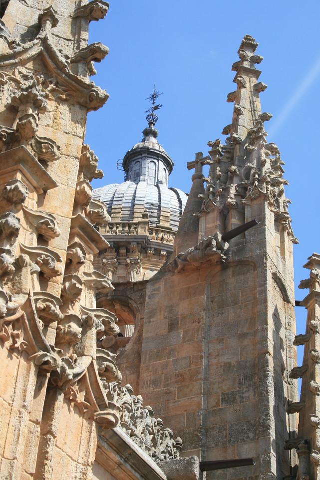 Salamanca - Catedral Nueva