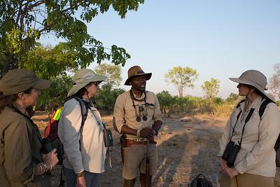 Hwange Walking Safari
