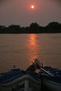Moon over Zambezi