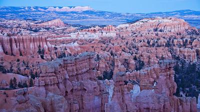 Bryce Canyon at Dusk