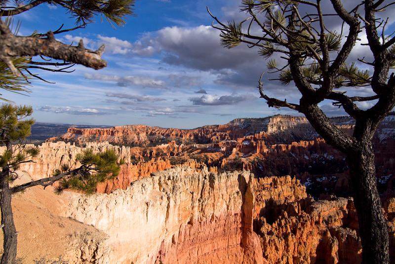 Bryce National Park.