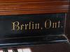 Zion Lutheran Church, Wawbewawa, Ontario. Church closed 2008 August 3rd. Built 1912. Organ built in Berlin, Ontario.