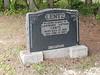 Zion Lutheran Church, Wawbewawa, Ontario. Church closed 2008 August 3rd. Built 1912. Lentz tombstone.