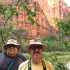 Zion hiking buddies