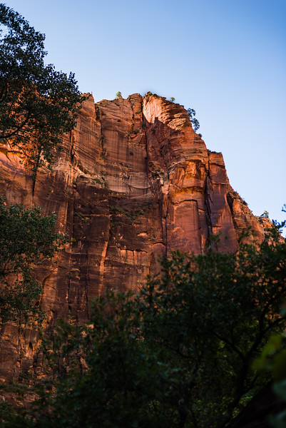 Amazing rock faces
