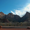 From Springdale, Zion Across the Street
