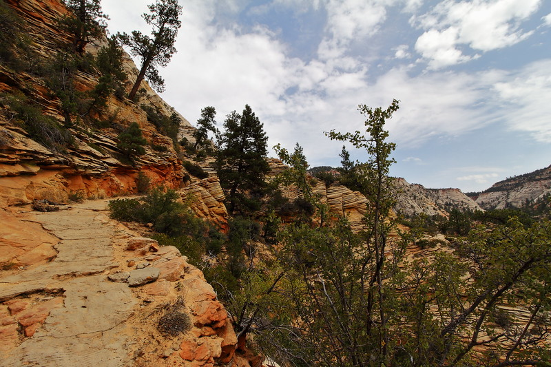 View from trail.