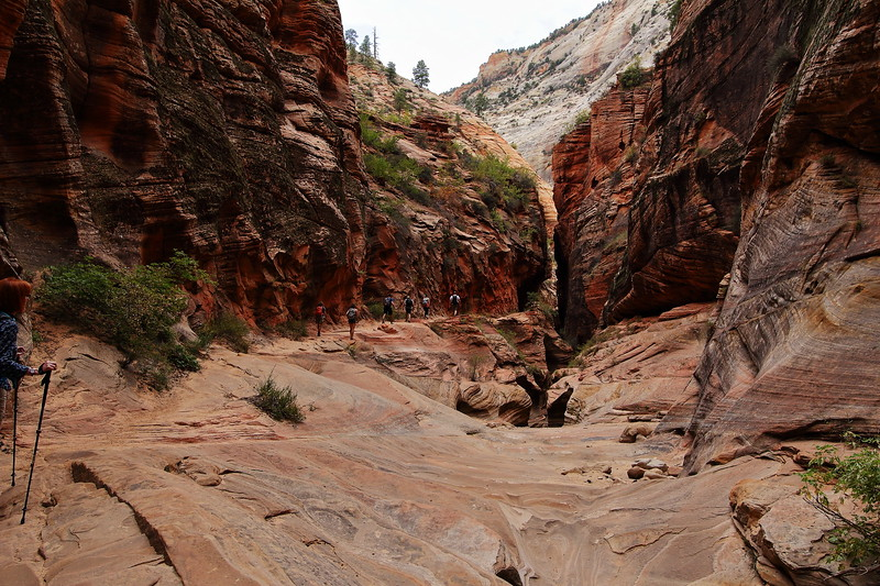 Echo Canyon.