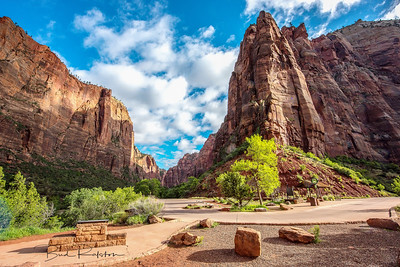 Zion Upper Canyon