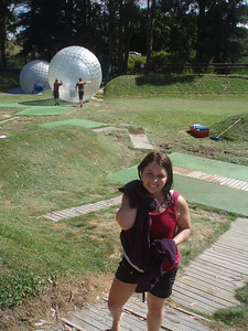 After the zorb