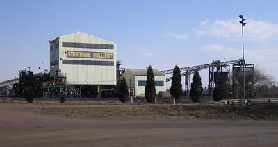 Strathrae kolenmijn