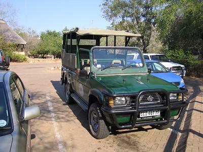 Safari excursie