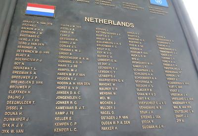 123 gevallen Nederlandse militairen