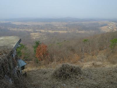 Dagtrip naar de gedemilitariseerde zone. DMZ.