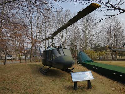 Vietnam helicopter Huey
